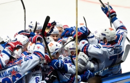 Lokomotiv – SKA. Game three. 1:2 OT (27.03.2017)