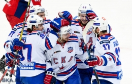 Lokomotiv – SKA. Game four. 1:2 (29.03.2017)