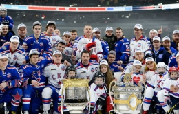 We are the champions! Season's closing at the Ice Palace (18.04.2017)