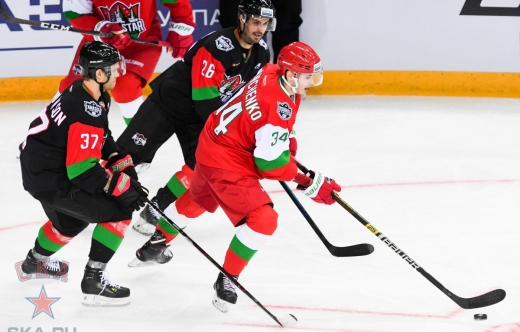 2019 KHL All Star Game in Kazan (20.01.2019)