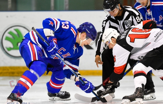 Friendly match. SKA - HC Tambov - 1:2 (28.07.2019)