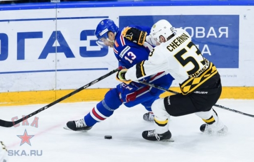 SKA – Severstal. Watch online