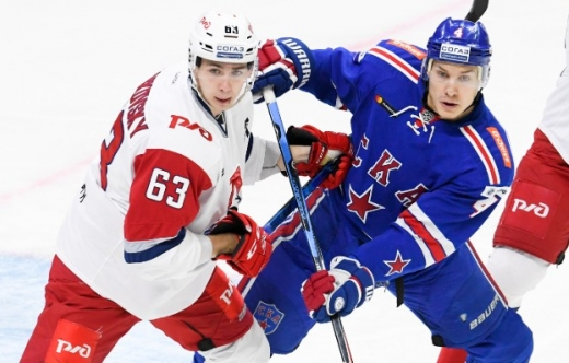 SKA – Lokomotiv. Game 1. Watch online
