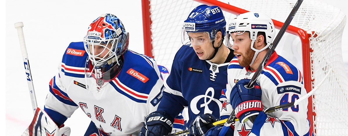 Video: SKA too strong for Dynamo in Moscow