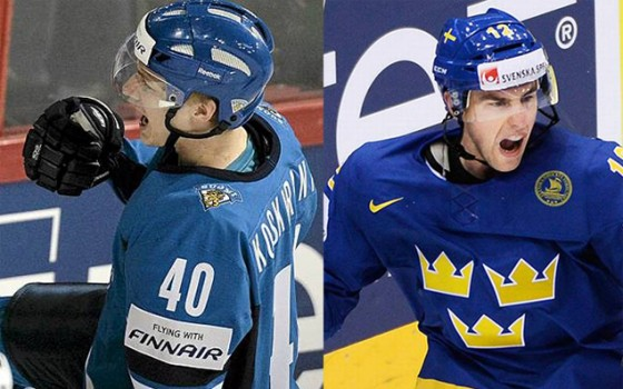 Joakim Lindstrom and Jarno Koskiranta have signed for SKA!