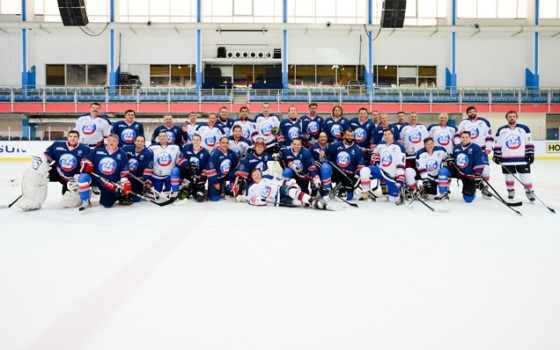 Global Hockey Summit. SKA Friends – Forum Friends – 8:5