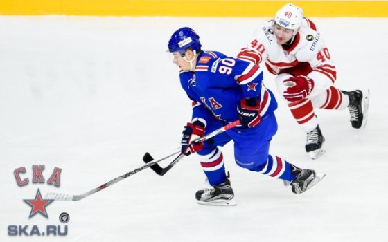 "Nikita Gusev: ""I always have special motivation for playing Spartak"""