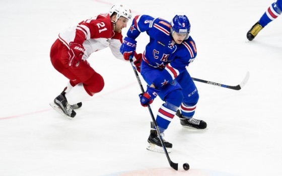 SKA - Vityaz. Presenting the opponents