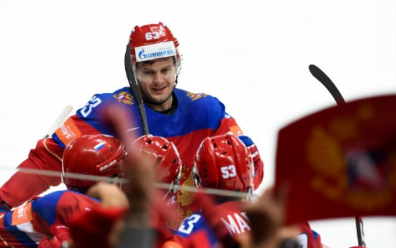 SKA players will compete at the Euro Hockey Tour