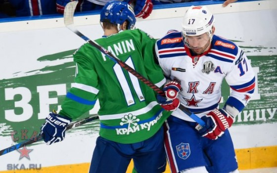 "Ilya Kovalchuk: ""We want to beat the KHL record in the next match"""