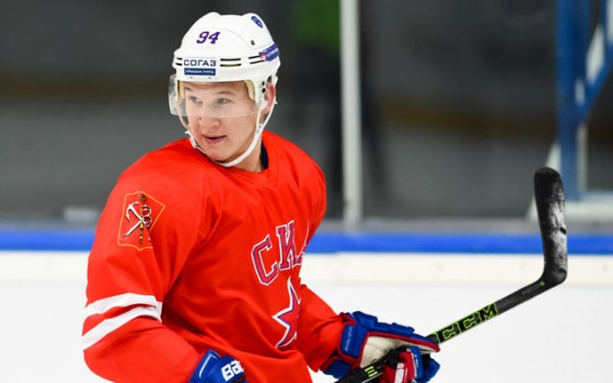"Alexander Barabanov: ""We need to play on the front foot against Salavat"""