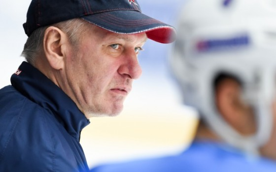 Vladimir Fedosov speaks about the match against Barys