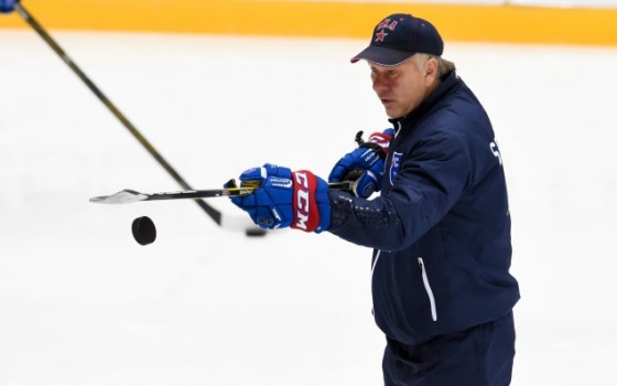 "Vladimir Fedosov: ""We need to beat Minsk today"""