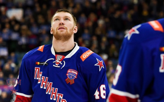 "Vladislav Gavrikov: ""We played our style of ice hockey"""