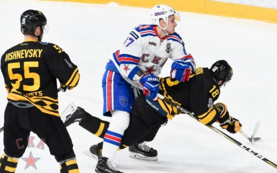 Vadim Shipachyov speaks about beating Severstal