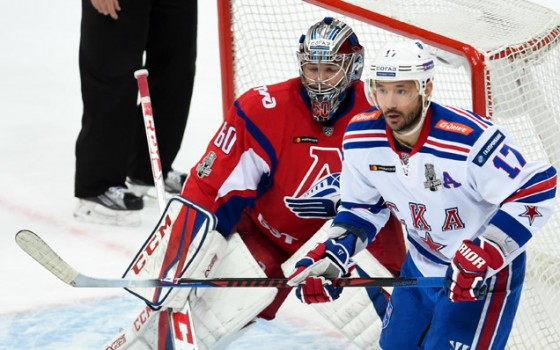 Game three. Lokomotiv - SKA - 0:2