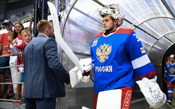 Nine SKA players were called up to the Russian Olympic national team