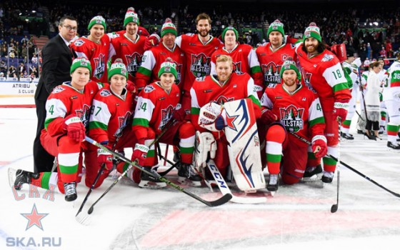 The 2019 KHL Skills Competition took place in Kazan