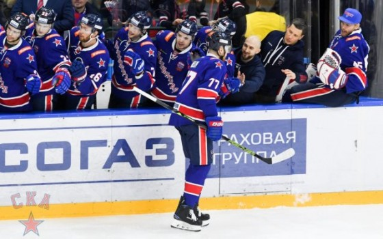 "Anton Belov: ""We prepared for a difficult match against Dinamo Minsk"""