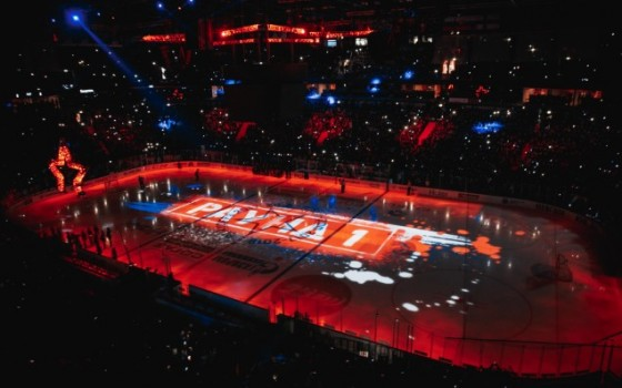 Tickets for the first round of the KHL Gagarin Cup playoffs