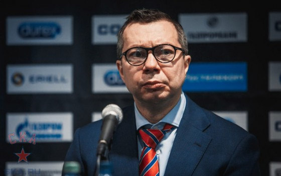 Neftekhimik - SKA. Press-conference