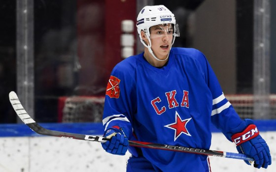 "Andrei Kuzmenko: ""We're all looking forward to play"""