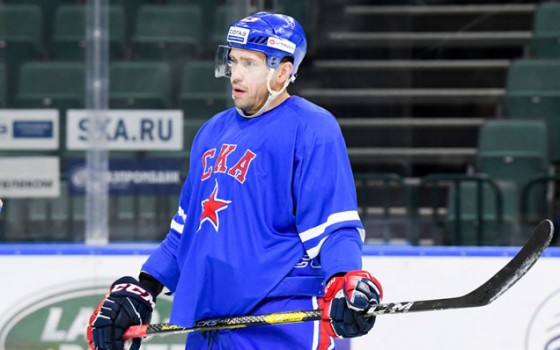 "Pavel Datsyuk: ""It's always better to start a series at home"""
