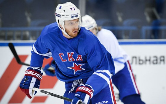 "Anton Belov: ""We will try to play our own brand of ice hockey"""