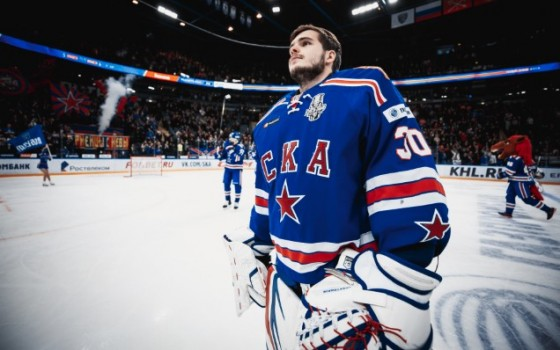 SKA wishes Igor Shestyorkin luck for the future