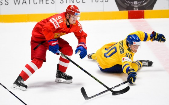 2019 World Championship. Sweden - Russia - 4:7