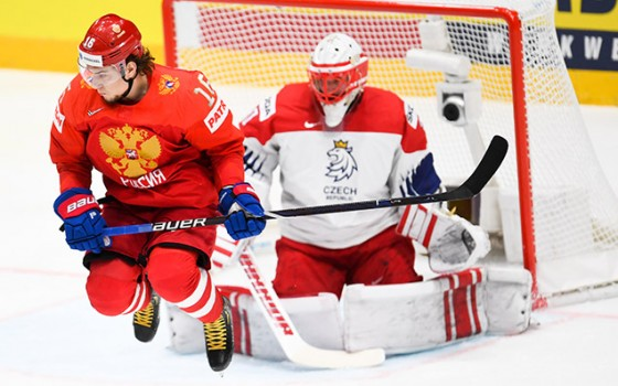 2019 World Championship. Bronze medal playoff. Russia - Czech Republic - 3:2 SO
