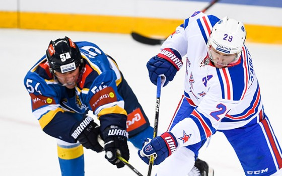 Sochi Hockey Open. «Сочи» – СКА – 2:1