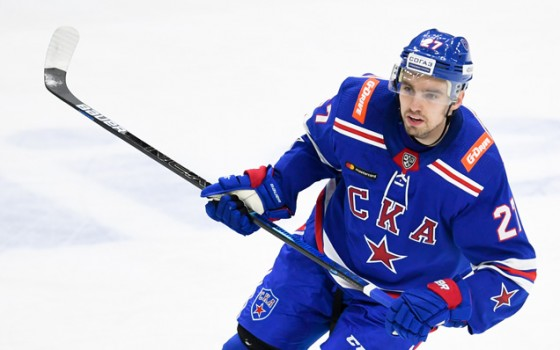 Igor Ozhiganov speaks about the match against Metallurg Magnitogorsk