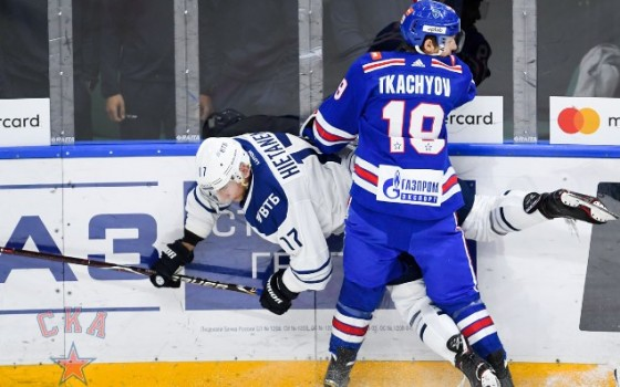 SKA - Dynamo Moscow. Introducing the opponents