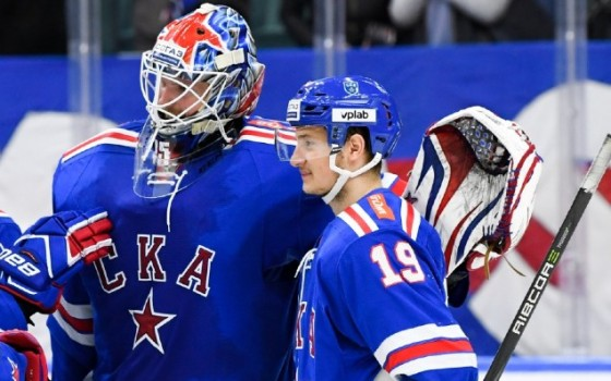 Magnus Hellberg and Vladimir Tkachyov are the best KHL players of the week!