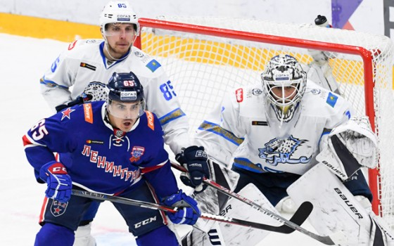 SKA - Barys. Introducing the opponents