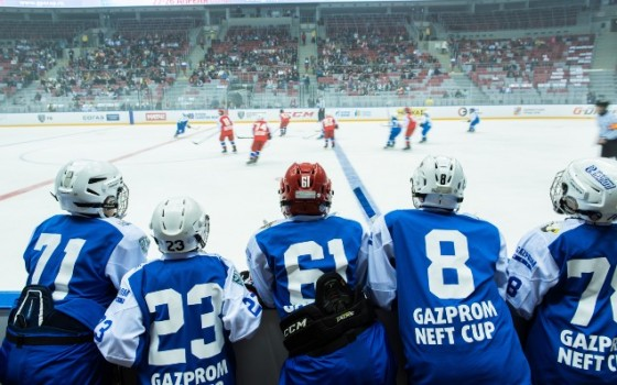 Dates of the 2020 Gazprom Neft Cup