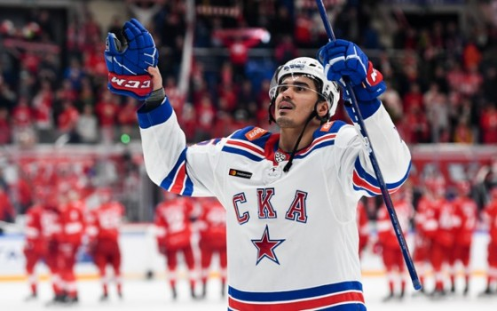 SKA and Vityaz have agreed on a trade