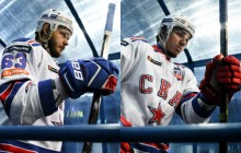 Evgeny Dadonov and Yegor Rykov are the KHL final's best players!