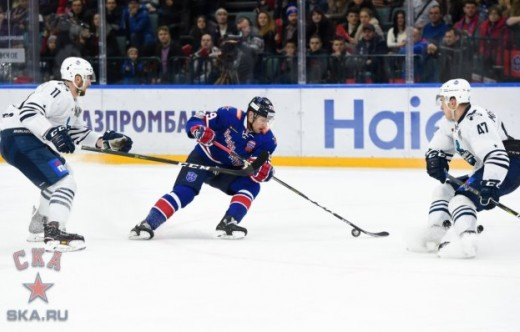 "Ilya Kablukov: ""We're preparing for the KHL playoffs"""