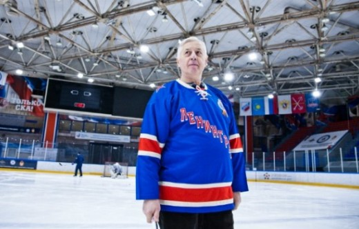 Pyotr Andreev is 71 years old!