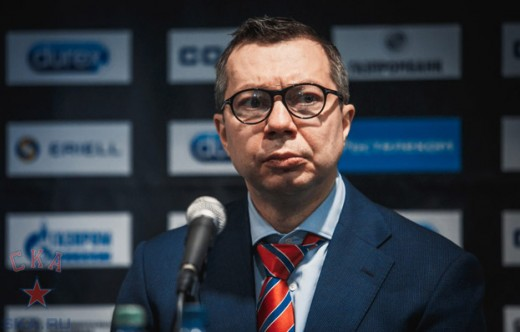 SKA - Neftekhimik. Press-conference