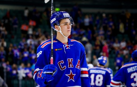 SKA wishes Mikhail Maltsev luck for the future