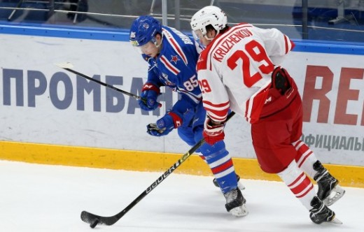 SKA-1946 qualify for the next round of the MHL Kharlamov Cup playoffs
