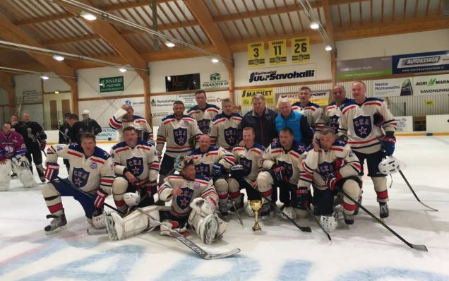 SKA veterans have won a tournament in Finland