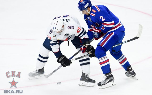 "Artyom Zub: ""We improved in the second period"""