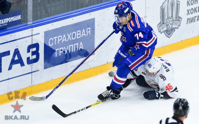 "Nikolai Prokhorkin: ""It was a very physical game against Slovan"""