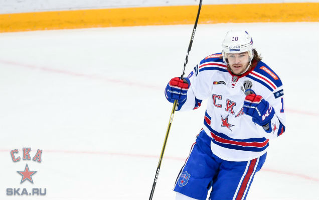 "Viktor Tikhonov: ""If you don't shoot, you won't score"""
