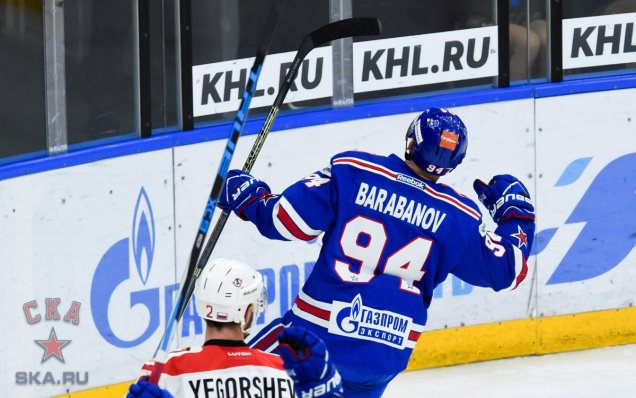 "Alexander Barabanov: ""We were focused on beating Avtomobilist"""