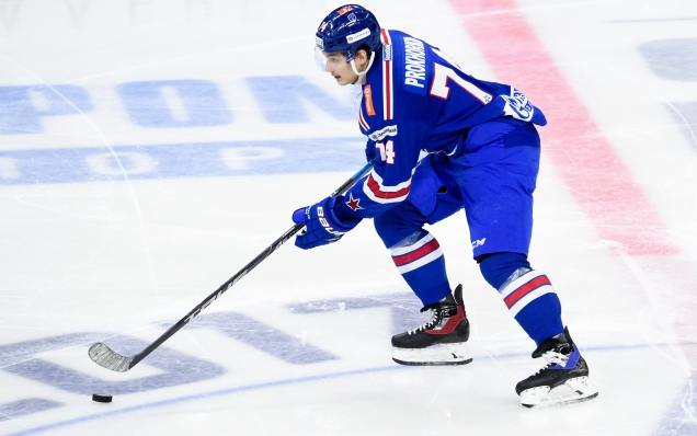 Nikolai Prokhorkin is 24 years old!